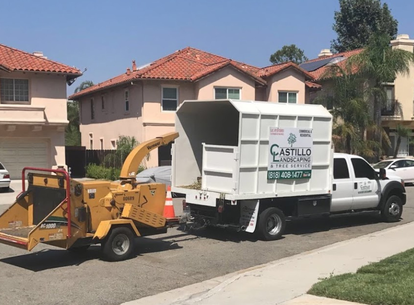 about us castillo tree service