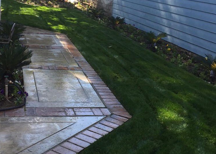 landscape construction service